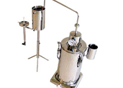 Compact Distillation Unit